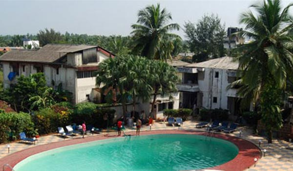 Silver Sands Beach Resort, Goa